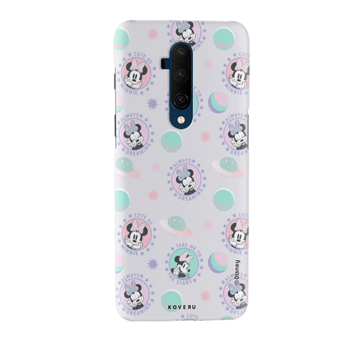 Minnie Mouse - Always Dreaming Cover Case For OnePlus 7T Pro