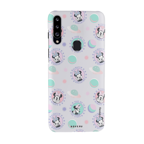 Minnie Mouse - Always Dreaming Cover Case For Samsung Galaxy A20S