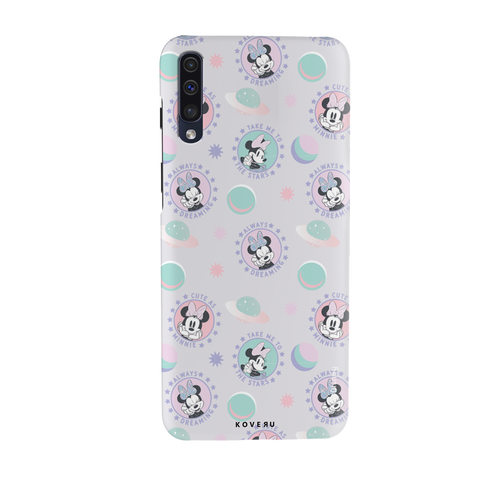 Minnie Mouse - Always Dreaming Cover Case For Samsung Galaxy A50
