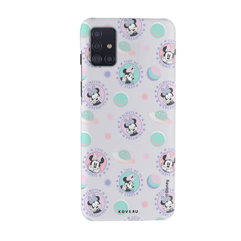 Minnie Mouse - Always Dreaming Cover Case For Samsung Galaxy A51