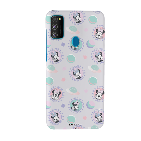 Minnie Mouse - Always Dreaming Cover Case For Samsung Galaxy M30S