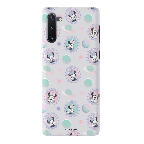 Minnie Mouse - Always Dreaming Cover Case For Samsung Galaxy Note 10