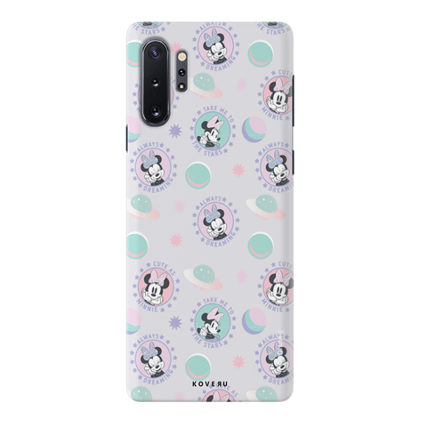 Minnie Mouse - Always Dreaming Cover Case For Samsung Galaxy Note 10 Plus