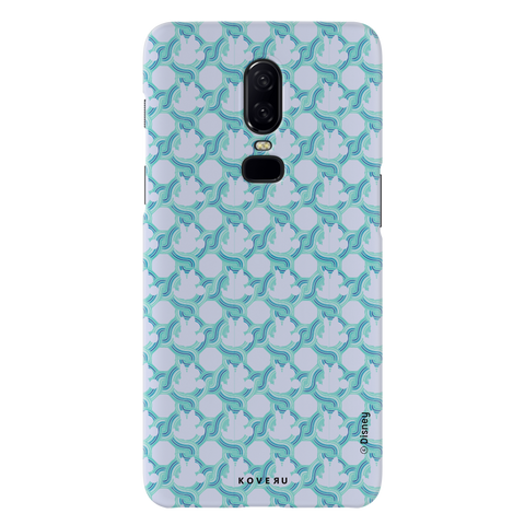 Minnie Mouse Patten Cover Case For OnePlus 6