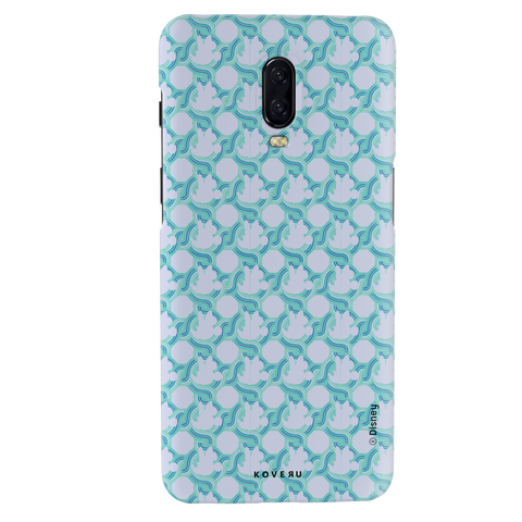 Minnie Mouse Patten Cover Case For OnePlus 6T