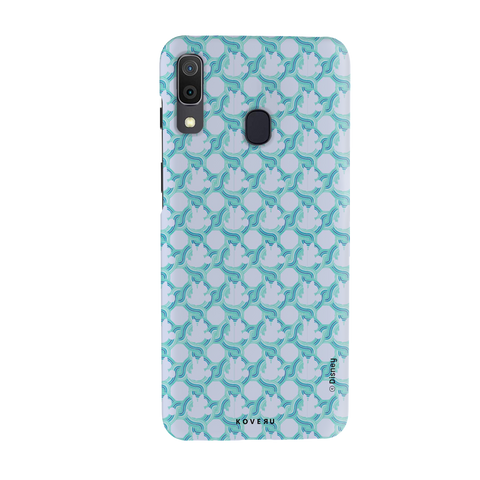 Minnie Mouse Patten Cover Case For Samsung Galaxy A20