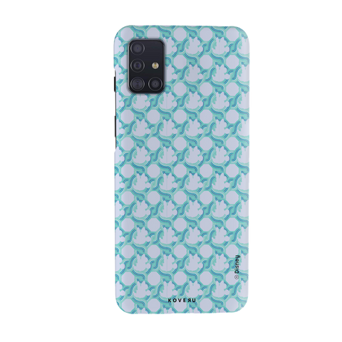 Minnie Mouse Patten Cover Case For Samsung Galaxy A51