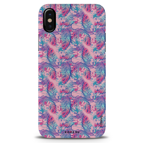 Minnie Mouse - The Vibrant Beauty Cover Case For iPhone XS