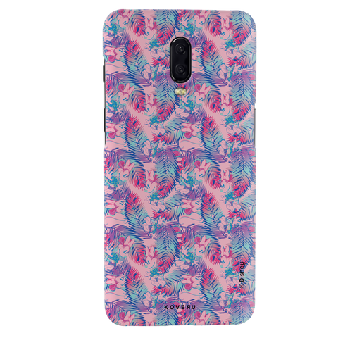 Minnie Mouse - The Vibrant Beauty Cover Case For OnePlus 6T