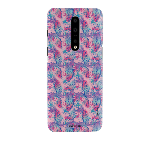 Minnie Mouse - The Vibrant Beauty Cover Case For OnePlus 7 Pro