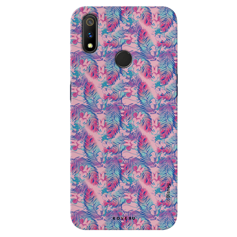 Minnie Mouse - The Vibrant Beauty Cover Case for Realme 3 Pro