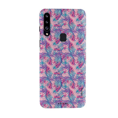 Minnie Mouse - The Vibrant Beauty Cover Case For Samsung Galaxy A20S