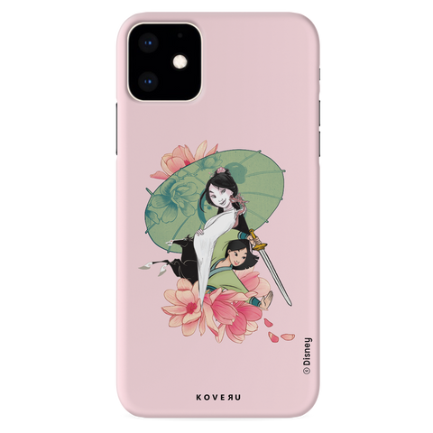 Mulan: Be Your Own Hero Cover Case For iPhone 11