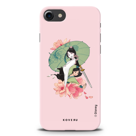 Mulan: Be Your Own Hero Cover Case For iPhone 7/8