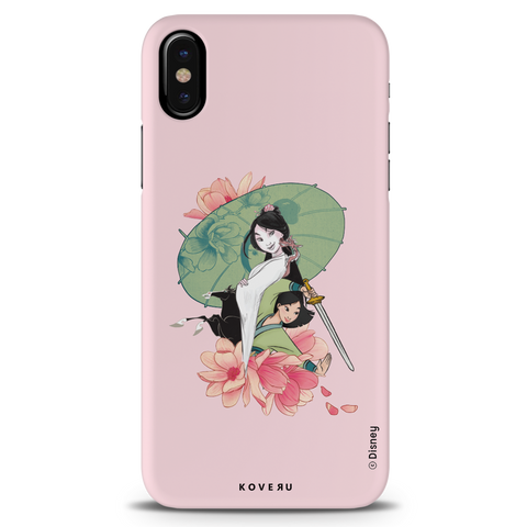 Mulan: Be Your Own Hero Cover Case For iPhone XS