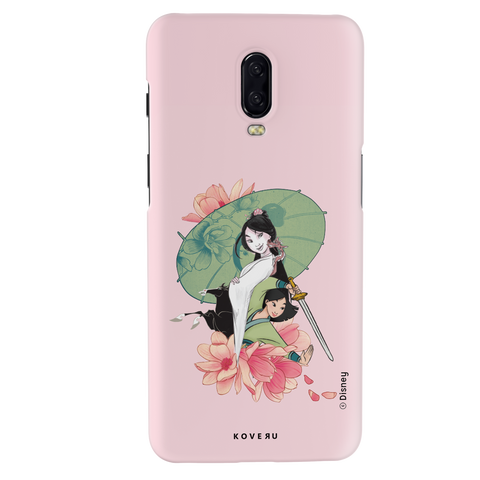 Mulan: Be Your Own Hero Cover Case For OnePlus 6T