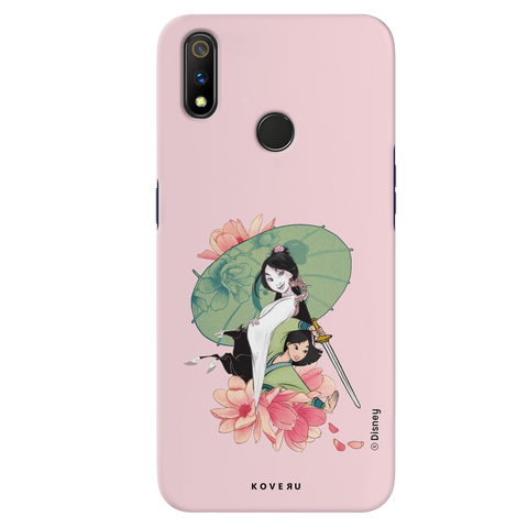 Mulan: Be Your Own Hero Cover Case for Realme 3 Pro