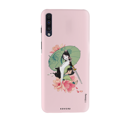 Mulan: Be Your Own Hero Cover Case For Samsung Galaxy A50