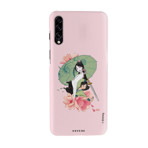Mulan: Be Your Own Hero Cover Case For Samsung Galaxy A50S
