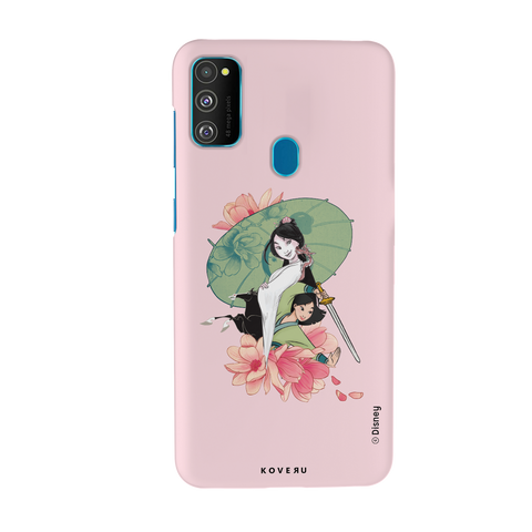 Mulan: Be Your Own Hero Cover Case For Samsung Galaxy M30S
