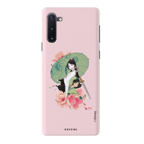 Mulan: Be Your Own Hero Cover Case For Samsung Galaxy Note 10