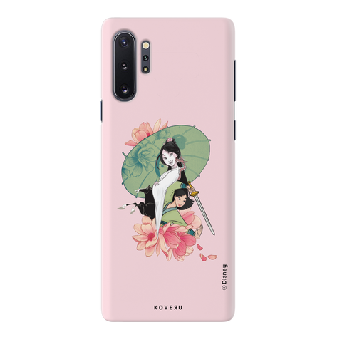 Mulan: Be Your Own Hero Cover Case For Samsung Galaxy Note 10 Plus