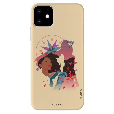 Pocahontas Of The Tribe Cover Case For iPhone 11