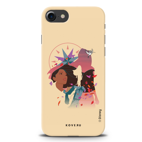 Pocahontas Of The Tribe Cover Case For iPhone 7/8