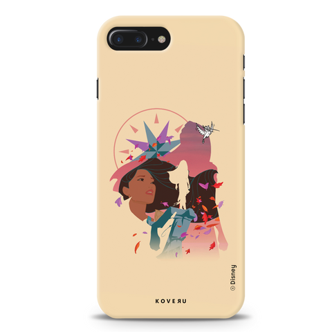Pocahontas Of The Tribe Cover Case For iPhone 7/8 Plus