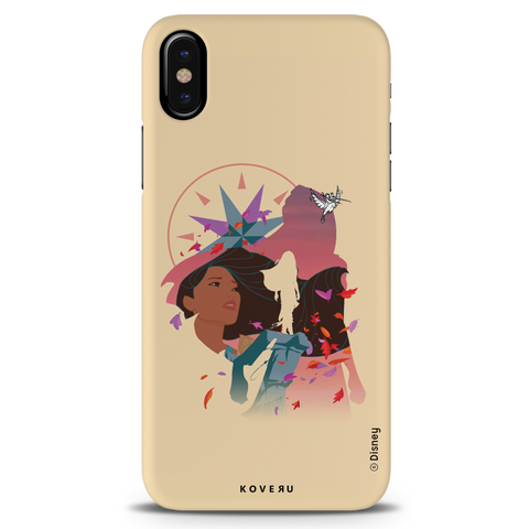 Pocahontas Of The Tribe Cover Case For iPhone X