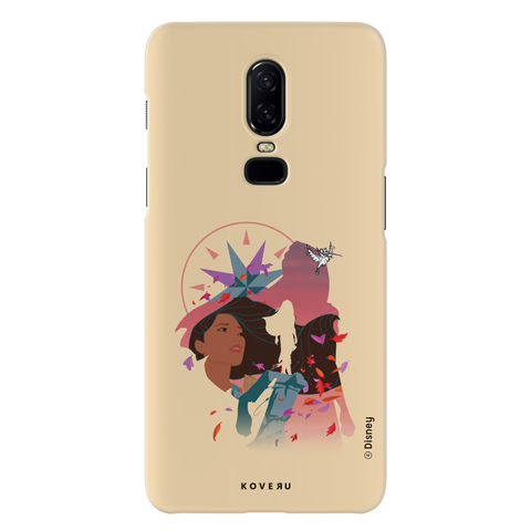 Pocahontas Of The Tribe Cover Case For OnePlus 6