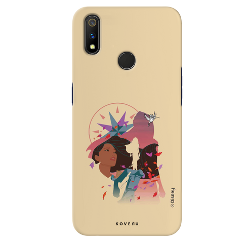 Pocahontas Of The Tribe Cover Case for Realme 3 Pro