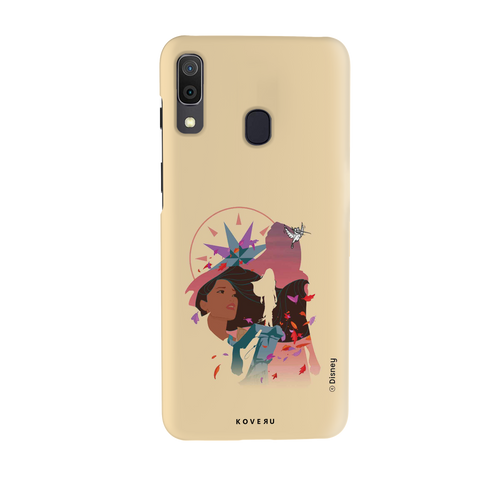 Pocahontas Of The Tribe Cover Case For Samsung Galaxy A20