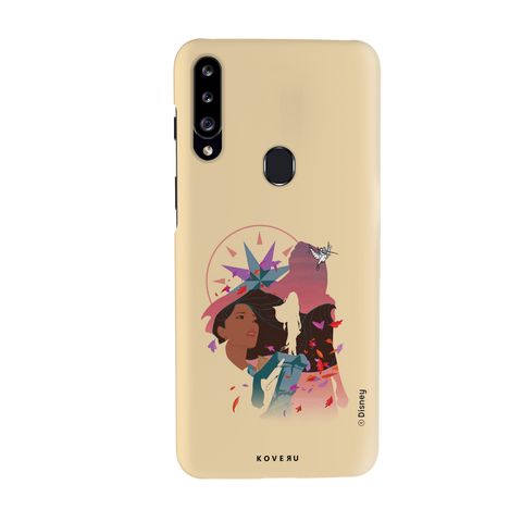 Pocahontas Of The Tribe Cover Case For Samsung Galaxy A20S