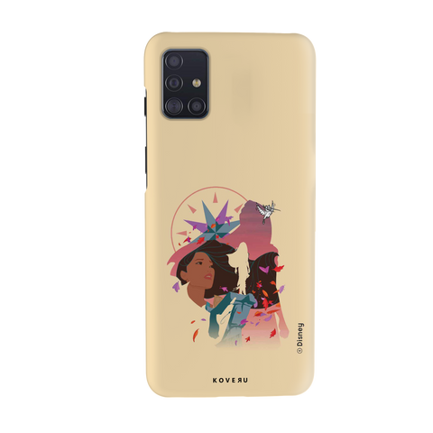 Pocahontas Of The Tribe Cover Case For Samsung Galaxy A51