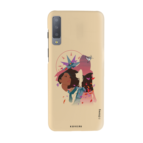 Pocahontas Of The Tribe Cover Case For Samsung Galaxy A7 2018