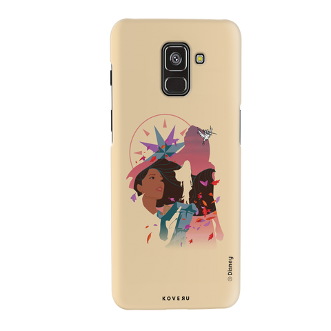 Pocahontas Of The Tribe Cover Case For Samsung Galaxy A8 Plus