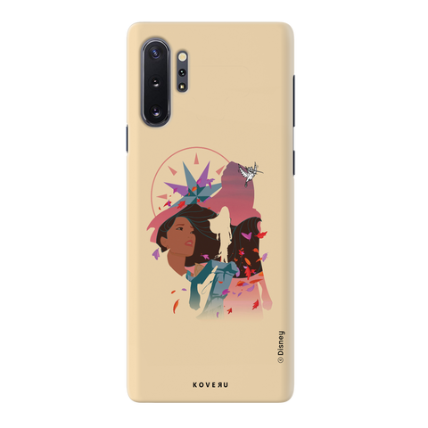 Pocahontas Of The Tribe Cover Case For Samsung Galaxy Note 10 Plus