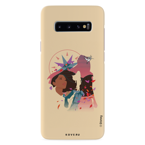 Pocahontas Of The Tribe Cover Case For Samsung Galaxy S10