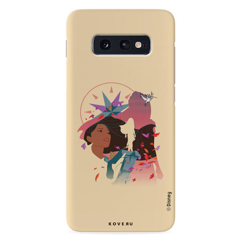 Pocahontas Of The Tribe Cover Case For Samsung Galaxy S10E