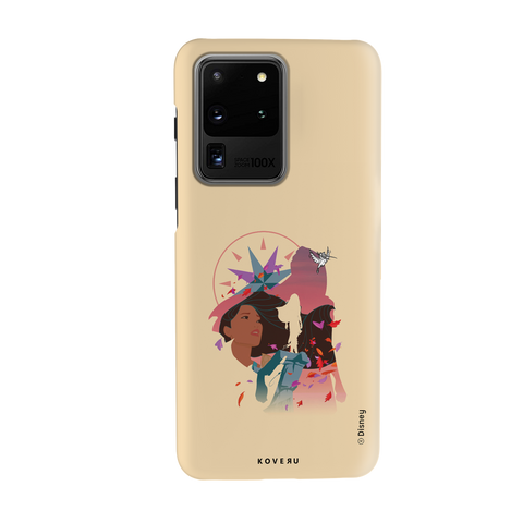 Pocahontas Of The Tribe Cover Case for Samsung Galaxy S20 Ultra
