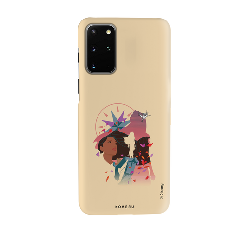 Pocahontas Of The Tribe Cover Case for Samsung Galaxy S20 Plus