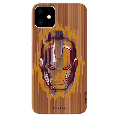 The shades of Iron Man Cover Case for iPhone 11
