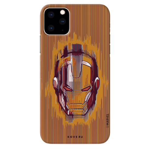 The shades of Iron Man Cover Case for iPhone 11 Pro Max