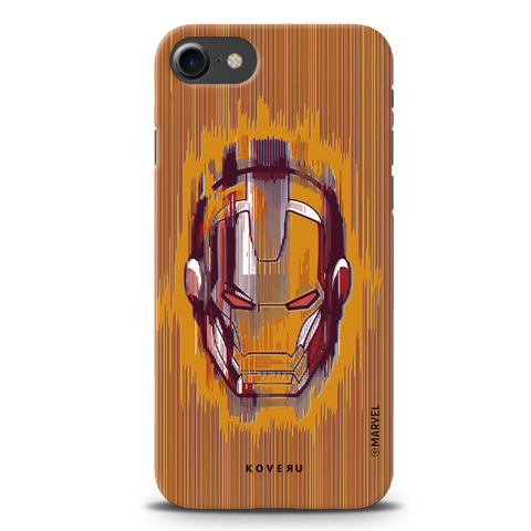 The shades of Iron Man Cover Case for iPhone 7/8