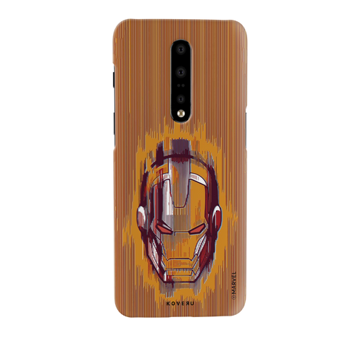 The shades of Iron Man Cover Case for OnePlus 7 Pro
