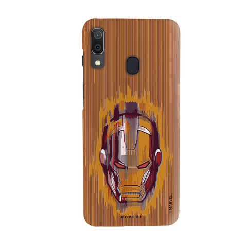 The shades of Iron Man Cover Case for Samsung Galaxy A30