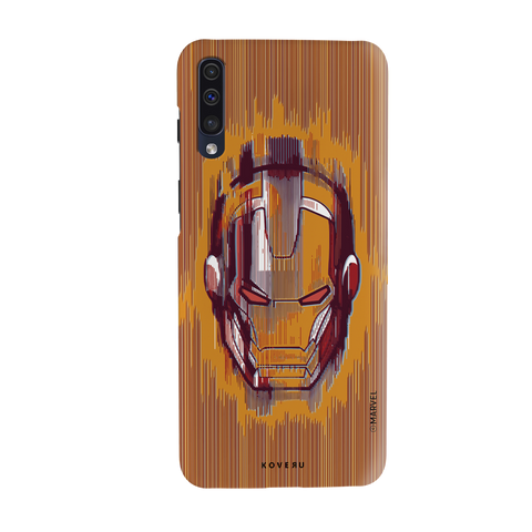 The shades of Iron Man Cover Case for Samsung Galaxy A50