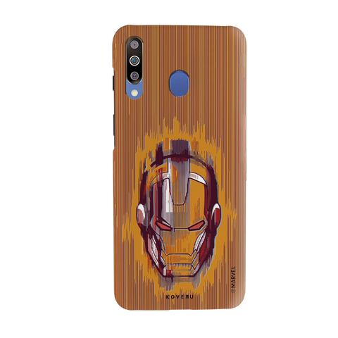 The shades of Iron Man Cover Case for Samsung Galaxy M30