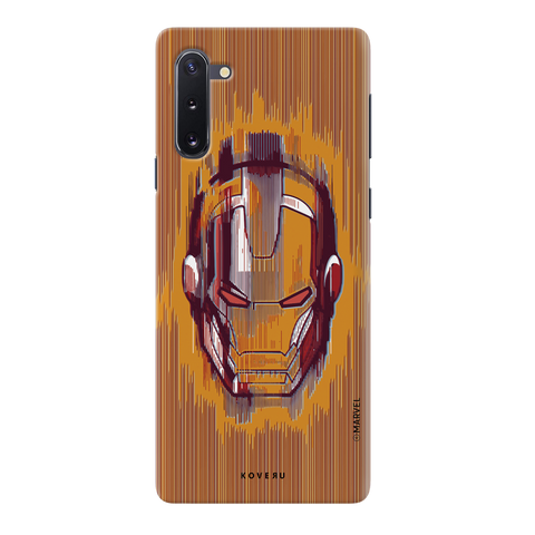 The shades of Iron Man Cover Case for Samsung Galaxy Note 10